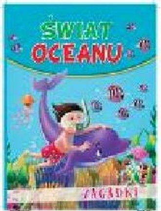 Świat oceanu. Zagadki - okładka książki