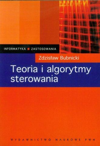 Teoria i algorytmy sterowania - okładka książki