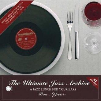 The Ultimate Jazz Archive. A Jazz - okładka płyty