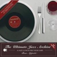 The Ultimate Jazz Archive. A Jazz lunch for your ears - okładka płyty