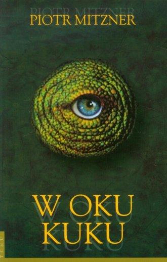 W oku kuku - okładka książki