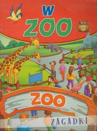W Zoo. Zagadki - okładka książki