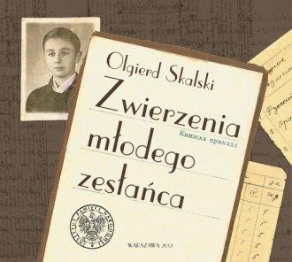 Zwierzenia młodego zesłańca - okładka książki