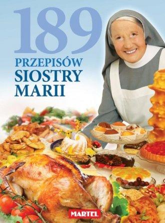 189 Przepisów Siostry Marii - okładka książki