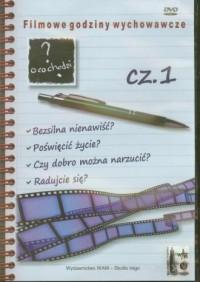 Filmowe godziny wychowacze cz. 1 (DVD) - okładka filmu
