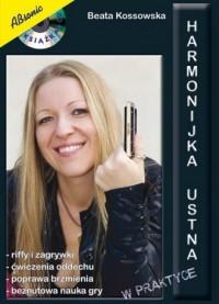 Harmonijka ustna w praktyce - okładka książki