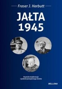 Jałta 1945 - okładka książki