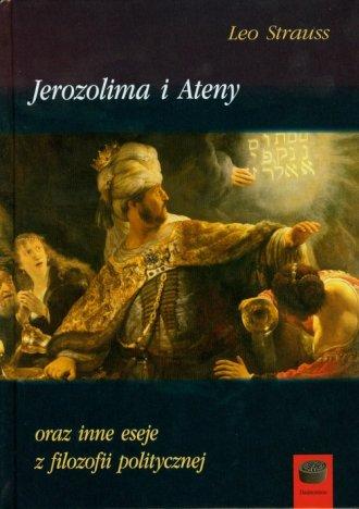 Jerozolima i Ateny oraz inne eseje - okładka książki