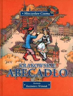 Krakowskie abecadło - okładka książki
