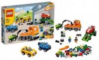 LEGO Brick and More. Zabawa z pojazdami - zdjęcie zabawki, gry