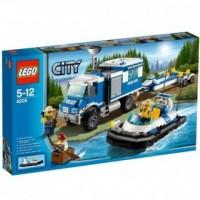 LEGO City 5-12 lat. Terenowe centrum - zdjęcie zabawki, gry