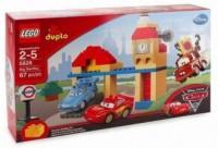 LEGO Duplo 2-5 lat. Big Bentley - zdjęcie zabawki, gry