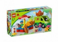 LEGO Duplo 2-5 lat. Warzywniak - zdjęcie zabawki, gry