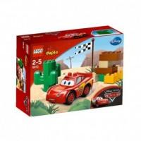 LEGO Duplo 2-5 lat. Zygzak McQueen - zdjęcie zabawki, gry