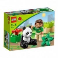 LEGO Duplo. Panda - zdjęcie zabawki, gry