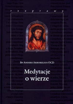 Medytacje o wierze - okładka książki
