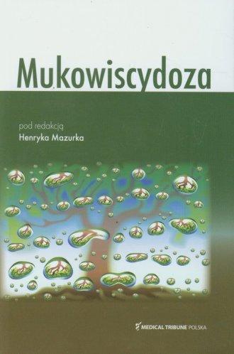 Mukowiscydoza - okładka książki