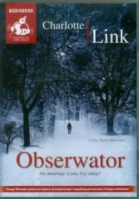 Obserwator (CD mp3) - pudełko audiobooku