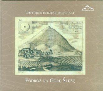 Podróż na Górę Ślężę - okładka książki