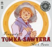 Przygody Tomka Sawyera (CD mp3) - pudełko audiobooku