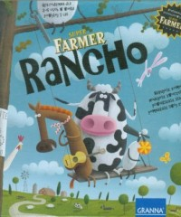 Rancho. Super farmer (gra rodzinna) - zdjęcie zabawki, gry
