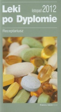 Receptariusz - okładka książki