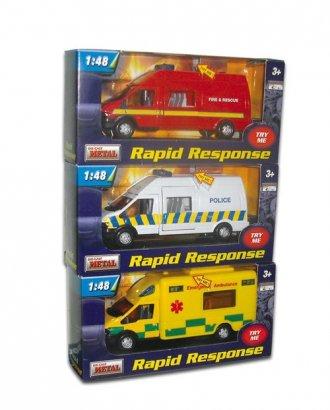 Samochód służb ratunkowych - zdjęcie zabawki, gry