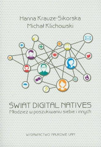 Świat Digital Natives. Młodzież - okładka książki
