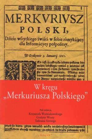 W kręgu Merkuriusza Polskiego - okładka książki