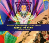 Wheel of time. Concert for humanity (CD audio) - okładka płyty