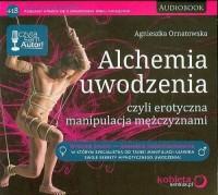 Alchemia uwodzenia czyli erotyczna - pudełko audiobooku