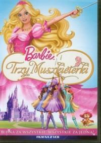 Barbie i trzy muszkieterki - okładka filmu