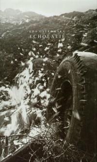 Echolalie - okładka książki