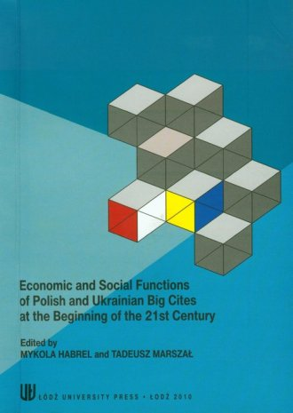 Economic and social functions of - okładka książki