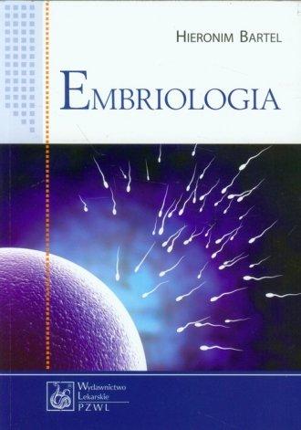 Embriologia - okładka książki