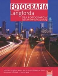Fotografia według Langforda dla fotografów czyli jak opanować tę sztukę - okładka książki
