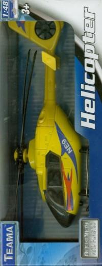 Helikopter żółty - zdjęcie zabawki, gry