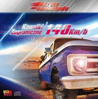 Kawałki zagraniczne 140km/h (CD - okładka płyty