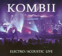 Kombi. Electro / Acoustic Live (CD audio + DVD video) - okładka płyty