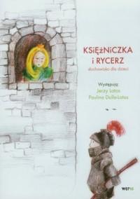 Księżniczka i rycerz (CD audio) - pudełko audiobooku