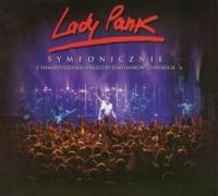 Lady Pank. Symfonicznie (CD audio) - okładka płyty