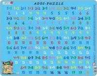 Matematyka - dodawanie (puzzle - 81 elem.) - zdjęcie zabawki, gry