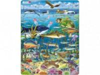 Morze Północne (puzzle - 60 elem.) - zdjęcie zabawki, gry