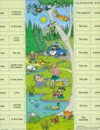 Nauka Angielskiego. Lekcja 9 (puzzle) - zdjęcie zabawki, gry