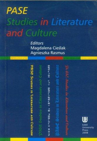 Pase Studies in Literature and - okładka książki