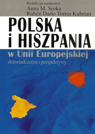 Polska i Hiszpania w Unii Europejskiej. - okładka książki