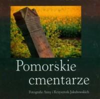 Pomorskie cmentarze - okładka książki