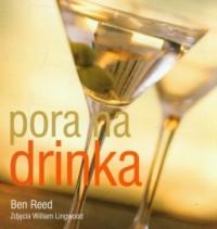 Pora na drinka - okładka książki