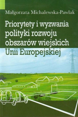 Priorytety i wyzwania polityki - okładka książki