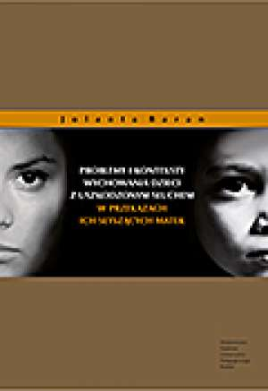 Problemy i konteksty wychowania - okładka książki